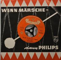 """LALE ANDERSEN - Lili Marleen - Am Kai bei der alten Laterne  Polydor   7"""" (K672)"""