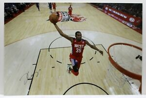 KEVIN DURANT SIGNED AUTOGRAPHED 20x30 PHOTO ALL STAR WEEKEND JSA K79955