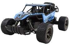 RC Truck 2.4 GHz Mad Turbo Off-Road Diecast Remote Control Buggy Car 1:18 Scale