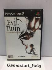 EVIL TWIN CYPRIEN'S CHRONICLES SONY PS2 - GIOCO USATO PERFETTAMENTE FUNZIONANTE