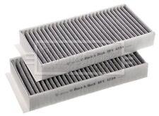 Pollen / Cabin Filter fits MINI COOPER F56 1.5 1.5D 2013 on B&B 64116823725 New