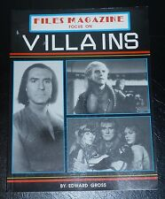 Star Trek Files Magazine Focus on Villains #2, 1987
