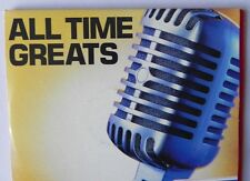 ALL TIME GREATS 2 PROMO CD`S EDDIE FLOYD BAY CITY ROLLERS 3 DEGREES & MORE