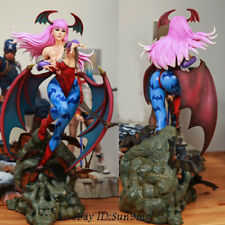 HMO Vampire Morrigan Aensland 1/4 Statue Resin Figure Model GK Collectibles New