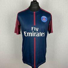 PSG Home Football Shirt Men's Size S/M Neymar Soccer Jersey Maillot Trikot