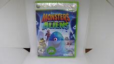Brand New Monsters vs. Aliens (Microsoft Xbox 360, 2009)