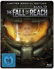 HALO-THE FALL OF REACH (LTD.STEELBOOK-ED  BLU-RAY NEU