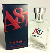 AEROPOSTALE A87 A 87 FRAGRANCE MEN COLOGNE SPRAY 1.7 OZ New In Box