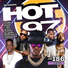 Hot 97 Vol. 156 Blazin Hip Hop & Rnb Official Cd