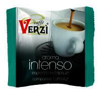 CAFFE VERZI MISCELA AROMA INTENSO COMPATIBILI CAFFITALY 160 CAPSULE (0,225/PZ)