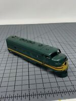 Athearn Blue Box? HO Western Pacific?  F7A Diesel Locomotive Shell R10