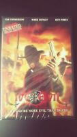 Live Evil DVD (Brand New) Tim Thomerson, Ken Foree, Tiffany Shepis, Vampires