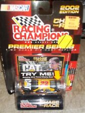 NASCAR CHASE THE RACE 2002 WARD BURTON #22 CATERPILLAR 1:64 SCALE DIE CST CAR