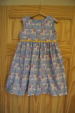 Unicorn Cotton Blend Dresses (2-16 Years) for Girls