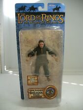 Lord of the Rings ~ Return of the King ~SUPER POSEABLE SMEAGOL STOOR FISHERMAN
