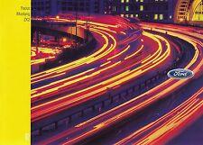 FORD MUSTANG FOCUS ZX2 US-Car Sportscar Youngtimer Prospekt Brochure USA 2002