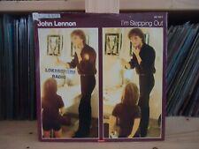 "7"" Single John Lennon - I'm Stepping Out / Sleepless Night"
