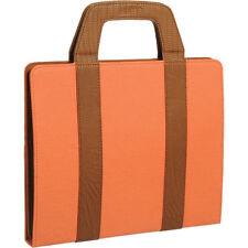 Xuma Tote Portfolio Case for iPad 2nd, 3rd, 4th Gen (Orange)