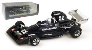 Spark S3956 Ensign N174 #22 South African GP 1976 - Chris Amon 1/43 Scale