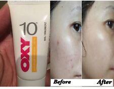 5 X  Acne Pimple OXY10 Spot Medication Maximum Strength For Stubborn Acne 10g