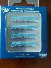 Gemini jets, 1:400 cobus 300 US Airways  apron bus ref gjusa1534