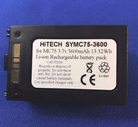 10 batteries(Japan Li 4.8A)For Symbol/Motorola MC75...BTRY-MC7XEAB00/82-71364-05