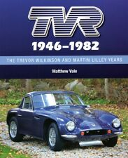 TVR 1946-1982 (Grantura Griffith Tuscan Turbo Taimar Wilkinson Lilley) Buch book