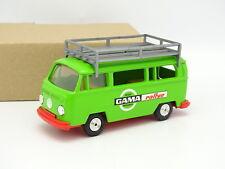 Gama Mini 1/43 - VW Combi T2 Bus Gama Rallye Vert