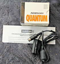Quantum CD30 Turbo Cable - Good Used Condition