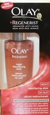 Olay Regenerist 1.7 OZ Night Resurfacing Skin Smoothing Elixir Anti Aging
