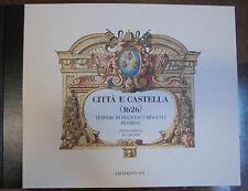 CITTA' E CASTELLA. C. Bo, Edizioni Rai, Torino 1991 *sl2.1