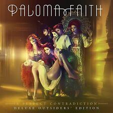 PALOMA FAITH - A PERFECT CONTRADICTION OUTSIDER'S EDITION: 2CD ALBUM SET (2014)