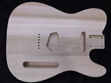 Poplar T-Style Guitar Body