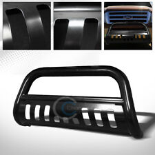 BLK BULL BAR BRUSH PUSH BUMPER GRILL GRILLE GUARD 04-18 FORD F150 NON-ECOBOOST