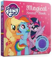 Magical Sound Book: Board Book (My Little Pony), My Little Pony, New