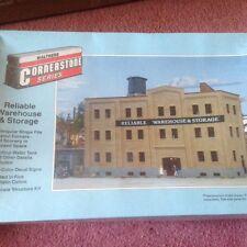 Walthers Cornerstone Reliable Warehouse & Storage 933-3014