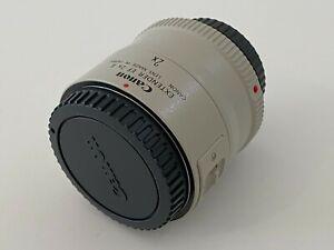 Canon EF 2x II Extender + 2 end caps + original Canon bag