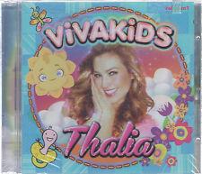 CD - Thalia NEW Viva Kids CD/DVD - FAST SHIPPING !