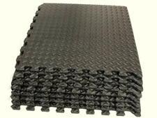 """Rainforest 25.68 Sq Ft 1/2""""EVA Foam Floor Mat Interlocking Exercise Gym Flooring"""