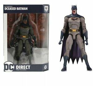 """DC Essentials 7"""" Figure - DCeased Batman"""