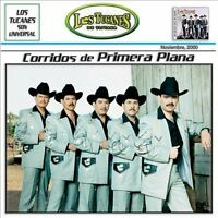 TUCANES DE TIJUANA - 14 Corridos De Primera Plana - [CD] NEW