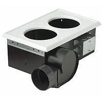Broan Nutone Bathroom Exhaust Fan/Heater 70CFM Mod:164