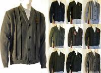 Pullover Cardigan Maglia Uomo Maglione SYLTEX JMC B20-B338 Tg M L XL XX    **L