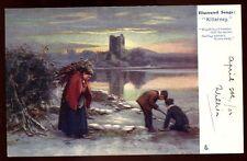 Illustrated Songs Killarney Bright hued berries Tuck 1158 u/b PPC 1903 Kerry