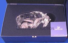 New Swarovski Buffalo Symbols Crystal Figurine Bison 624598