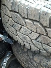 Used LT245/75R16 Cooper Discoverer AT3 LT 120/116R-14/32(L)DOT 1818