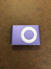 Apple iPod Nano Purple 2125 For Parts Broken