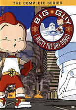 The Big Guy and Rusty the Boy Robot: Season One (DVD, 2016, 3-Disc Set)