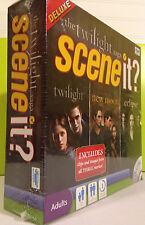 Twilight Saga Scene It? DVD Game / Sealed, Deluxe edition 2010
