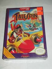 TaleSpin (Nintendo NES, 1991) NEW Factory Sealed Tale Spin Disney's